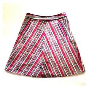 Betsey Johnson cotton skirt